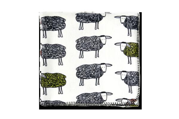 Fårpläd Sheep