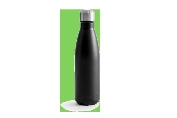 Vattenflaska stål